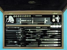 Richter Drafting Tools Set   by vicent.zp