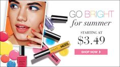 Avon brights for Summer on sale for $3.49  View Avon Campaign 15 2014 catalogs. Browse all of the Avon Campaign 15 brochures online. Shop Avon Campaign 15 sales online 6/20/2014 - 7/1/2014 by clicking on any of the pins below or going to www.LipstickLiz.com.