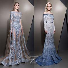 Ziad Nakad Haute Couture осень-зима 2018-2019
