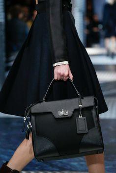 bags @ Prada Pre-Fall 2015