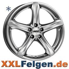 AEZ Yacht Felgen high gloss - wintertauglich  winter + summer wheels