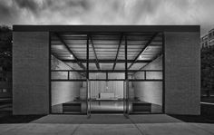 jonasgrossmann:  mies van der rohe…iitrobert f. carr memorial chapel of st. savior 1949-1952@ facebook