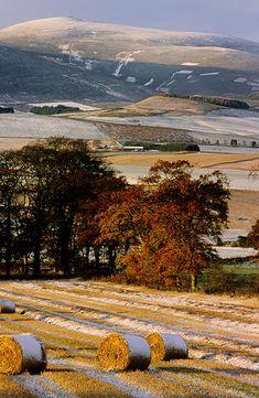 Tinto Hill near Biggar,  Scotland