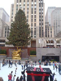 Rockefeller Center - New York - 22/12/13