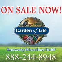 All Garden of Life Products on Sale Now! Use Sale10 at checkout