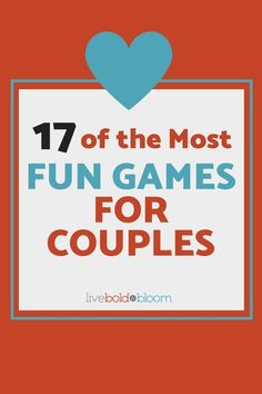 While you may think you and your partner know everything about each other, play a few games and you'll be surprised at what you discover. Here are 17 fun games for couples that you and your partner may enjoy. Marriage Games, Relationship Games, Good Marriage, Relationships Love, Healthy Relationships, Distance Relationships, Marriage Tips, Date Night Games, Couples Game Night