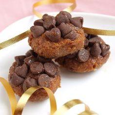 Pumpkin Power Cookies