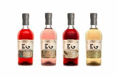 Ian Macleod Distillers has launched new bottle designs for its Edinburgh Gin liqueurs range.