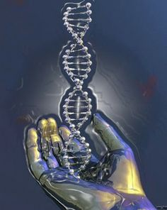DNA Can Be Reprogrammed By Words and Frequencies
