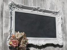 chalk board idea for my bedroom