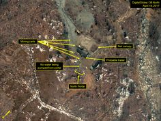North Korea's Punggye-ri Nuclear Test Site: Back to Work We Go By 38 North 21 April 2017   http://38north.org/2017/04/punggye042117/