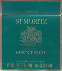 Bildergebnis für St.Moritz-zigaretten