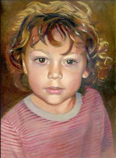 portrait of Deon