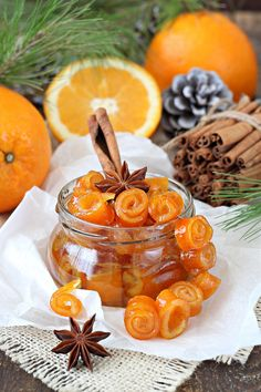 очень вкусное и красивые цукаты для новогоднего конкурса проводимого Заремой и ptitsa_cinitsa Корзина подарков на 2 баночки по 300 мл 6 апельсин 600 мл воды 500 г сахара сок…