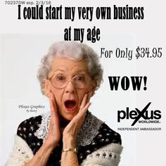 Young or old - you CAN start your own business!