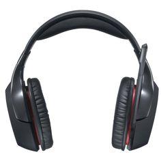 Logitech G930 Trådløst Gaming Headset - Køb hos WEBdanes.dk