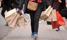 Low sales even in healthy economy signal 'complete shift in shopping' | Business | The Guardian