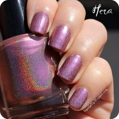 HERA 15ml Multichromatic Holographic Nail Polish: by PrettyJelly