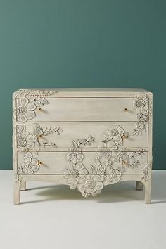 Enchantment Three-Drawer Dresser - Furniture pin to consider now. Visit this delightful decor ref 7340350362 now. Hanging Furniture, Dresser Furniture, Unique Furniture, Cheap Furniture, Furniture Projects, Furniture Plans, Kids Furniture, Furniture Makeover, Painted Furniture