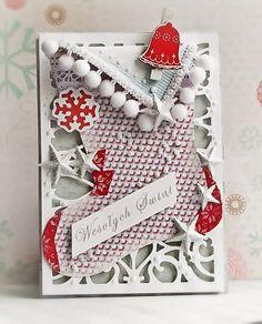 Kreatywna kraina u Miśkowej: Bożonarodzeniowe bingo:)