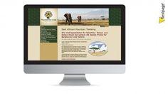 East African Mountain Trekking, Moshi Tansania, Flexipage, Webdesign, Internetauftritt