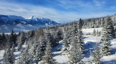 Bachledova dolina Mountains, December 2013, Nature, Travel, Naturaleza, Viajes, Traveling, Natural, Tourism