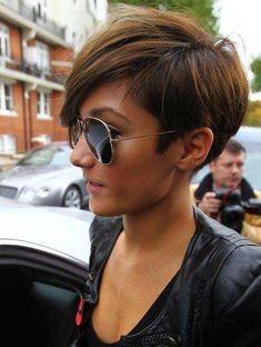 2013 Short Haircut for women   Short Hairstyles 2013 - Part 8