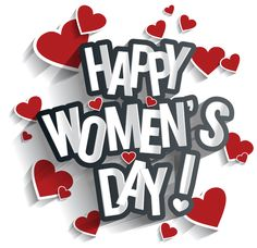 Miracle Art work wishes you Happy Women's Day! Celebrate & have fun.it's your day! Happy Woman Day, Happy Day, Are You Happy, Women's Day 8 March, 8th Of March, Woman Day Image, Happy Womens Day Quotes, Happy International Women's Day, Ladies Day