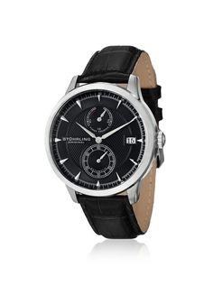 Stuhrling Men's 493.33151 Symphony Eternity Black Watch, http://www.myhabit.com/redirect/ref=qd_sw_dp_pi_li?url=http%3A%2F%2Fwww.myhabit.com%2F%3F%23page%3Dd%26dept%3Dmen%26sale%3DA12CEJ4K5TARMX%26asin%3DB00AMAVGTC%26cAsin%3DB00AMAVGTC