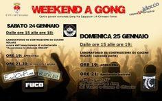 Weekend a Gong, Accorciamo le distanze Onlus