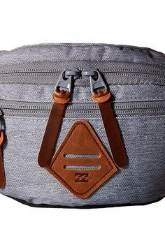 Billabong Java Waistpack (Grey Heather) Bags - Billabong, Java Waistpack, MABKGJAV-050, Bags and Luggage General, Bag, Bag, Bags and Luggage, Gift - Outfit Ideas And Street Style 2017