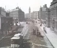 Victoria St, 1876