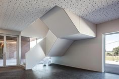 Architecture - Daphné Römer + Eric De Tiège | Photo Samuel Defourny © | Funeral Parlour - Welkenraedt - Belgium