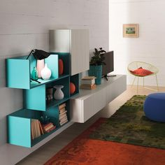 Custom Modelur Wall Systems at Trade Source Furniture