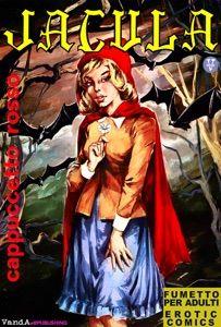 Cappuccetto Rosso by Renzo Barbieri & Giorgio Cavedon - Digitall Media Erotic, Ebooks, Comics, Movie Posters, Universe, Amazon, Google, Image, Finger Food