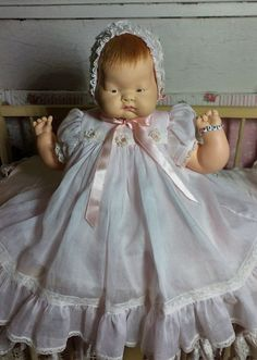 Vintage Vogue Baby Dear Doll With Beautiful Clothes And Bracelet!!!! | Dolls & Bears, Dolls, By Brand, Company, Character | eBay!