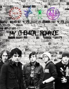 My Chemical Romance. Three Cheers for Sweet Revenge. Welcome to the Black Parade. Danger Days: The true lives of the Fabulous Killjoys. Conventional Weapons,