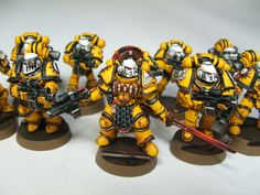 By our will, these walls will never fall! Heresy Imperial Fists - Page 7