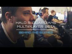 Halo 5: Guardians Multiplayer Beta Behind the Scenes | Rebel Gaming