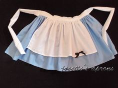Hey, I found this really awesome Etsy listing at https://www.etsy.com/listing/105890376/alice-in-wonderland-apron