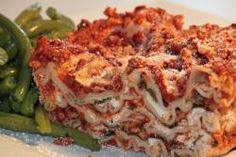 Meaty Lasagna | All Recipes Vegan - Vegan and vegetarian recipes and products
