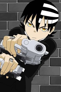 Death The Kid -- Soul Eater