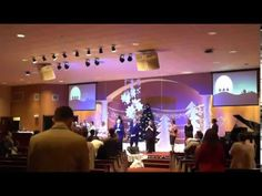 """12 13 15 AM Christmas Program """"UNFROZEN"""" **The play starts just before 30 minutes into video**"""