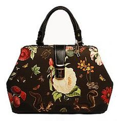 Yellow Rose Doctor's Bag - Wyngate Hill on Carson & Co