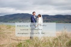 Bride & Groom on Beach April Wedding, Blue Color Schemes, Bride Groom, Catholic, Wedding Planning, Marriage, How To Plan, Couple Photos, Beach