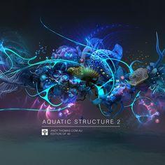 Aquatic Structure 2
