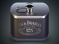 icons for iOS. Lovicons-jack-daniels-sm