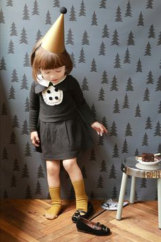 Girls dress by hellodearkids