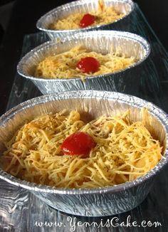 Macaroni Schotel  Bahan :  100 gr macaroni rebus setengah matang dengan air 1 liter dan garam 1 sdm sisihkan margarinuntuk menumis 40 gr baw...
