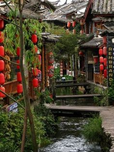 If you ever have the opportunity to travel to China you must visit Lijiang! This little town in incredible! There are so many things to see everytime you turn a corner, and when night comes the lanterns are all turned on and it then becomes a magical sight to see.
